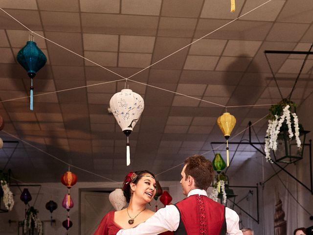Le mariage de Quentin et Carmen à Choisel, Yvelines 96