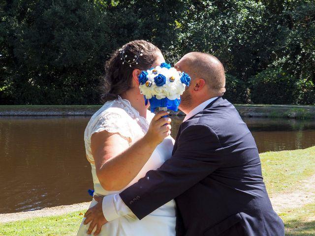 Le mariage de Arnaud et Marina à Le Trévoux, Finistère 9