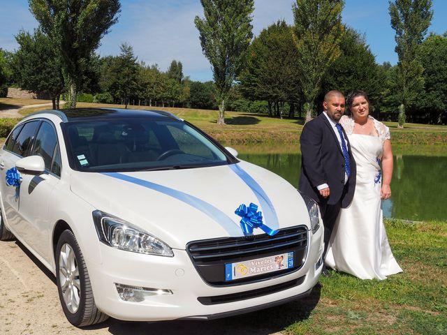 Le mariage de Marina et Arnaud
