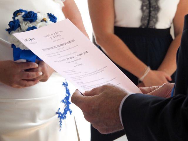 Le mariage de Arnaud et Marina à Le Trévoux, Finistère 11