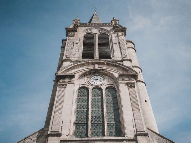 Le mariage de Thibault et Catherine à Montfort-l'Amaury, Yvelines 24