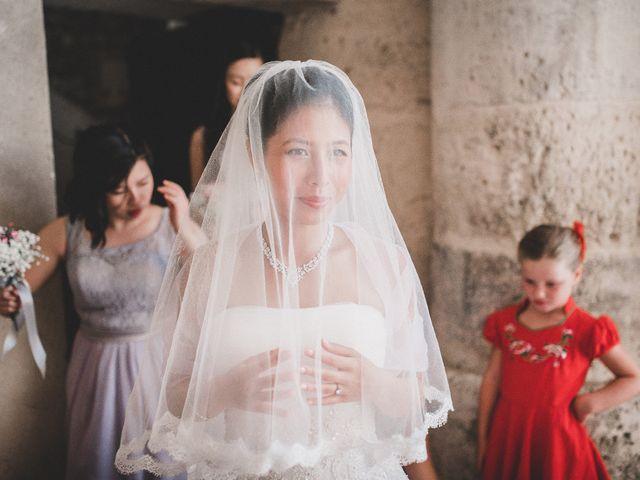 Le mariage de Thibault et Catherine à Montfort-l'Amaury, Yvelines 28