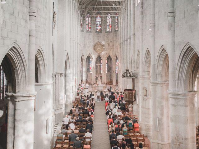 Le mariage de Thibault et Catherine à Montfort-l'Amaury, Yvelines 34