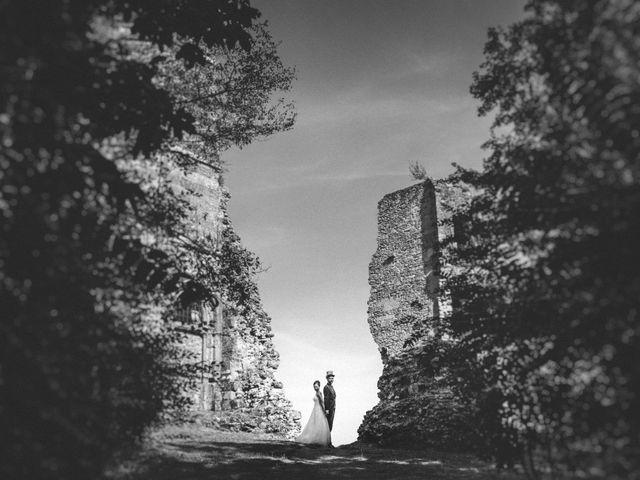 Le mariage de Thibault et Catherine à Montfort-l'Amaury, Yvelines 42