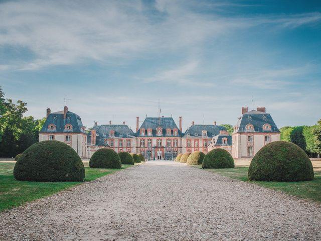 Le mariage de Thibault et Catherine à Montfort-l'Amaury, Yvelines 1