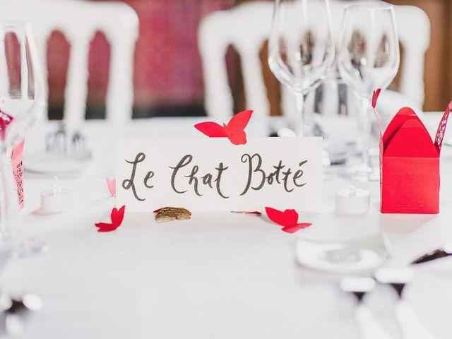 Le mariage de Thibault et Catherine à Montfort-l'Amaury, Yvelines 51