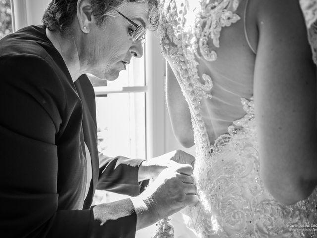 Le mariage de Gilles et Marilyn à Longueville, Seine-et-Marne 15