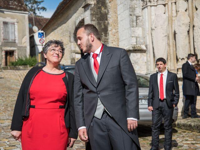 Le mariage de Gilles et Marilyn à Longueville, Seine-et-Marne 16