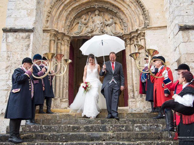 Le mariage de Gilles et Marilyn à Longueville, Seine-et-Marne 18