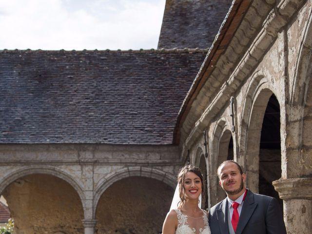 Le mariage de Gilles et Marilyn à Longueville, Seine-et-Marne 20