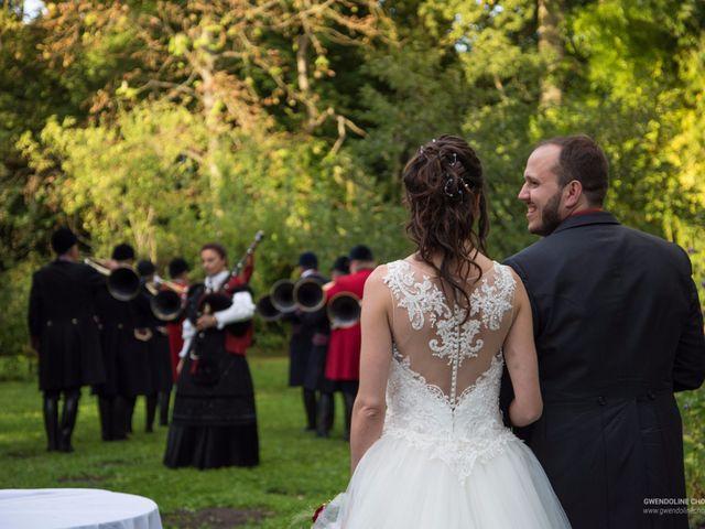 Le mariage de Gilles et Marilyn à Longueville, Seine-et-Marne 1