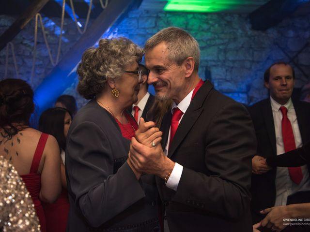 Le mariage de Gilles et Marilyn à Longueville, Seine-et-Marne 36