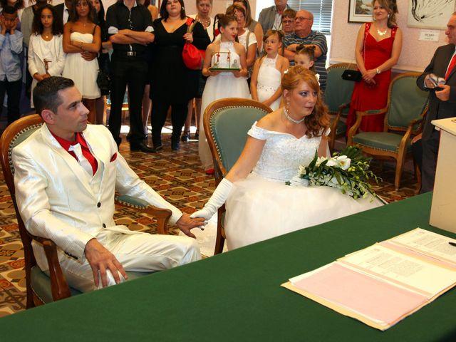 Le mariage de Mickaël et Vanessa à Magalas, Hérault 20