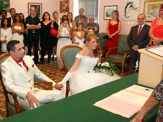Le mariage de Mickaël et Vanessa à Magalas, Hérault 21