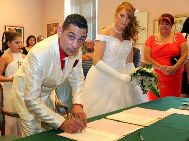 Le mariage de Mickaël et Vanessa à Magalas, Hérault 24