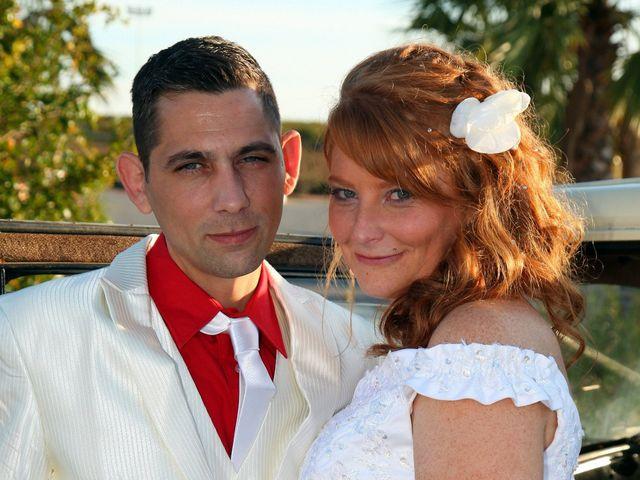 Le mariage de Mickaël et Vanessa à Magalas, Hérault 37