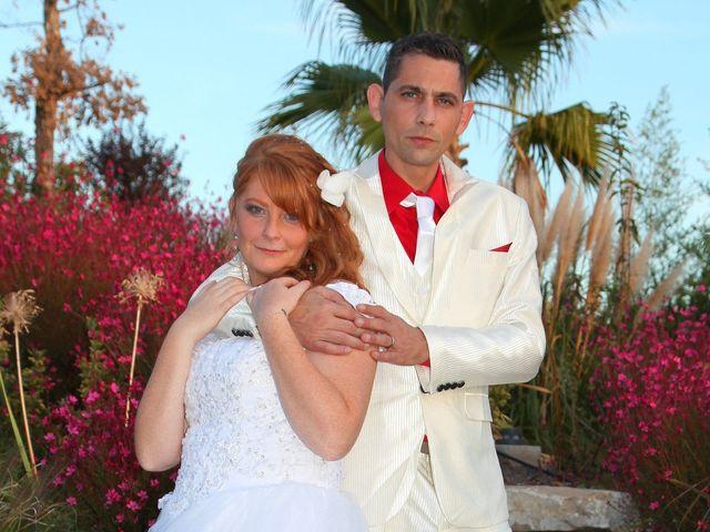 Le mariage de Mickaël et Vanessa à Magalas, Hérault 45