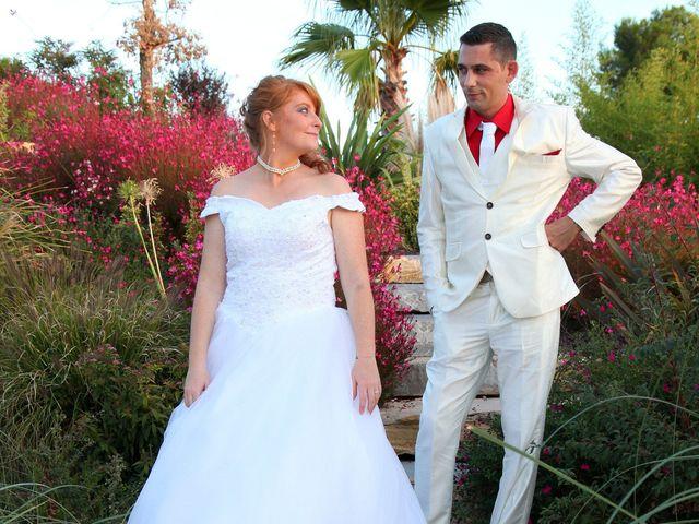 Le mariage de Mickaël et Vanessa à Magalas, Hérault 46