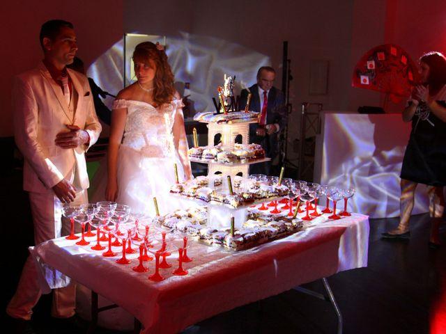 Le mariage de Mickaël et Vanessa à Magalas, Hérault 72