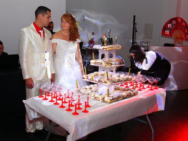 Le mariage de Mickaël et Vanessa à Magalas, Hérault 73