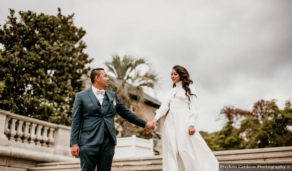 Le mariage de Andy et Miora à Bagneux, Hauts-de-Seine