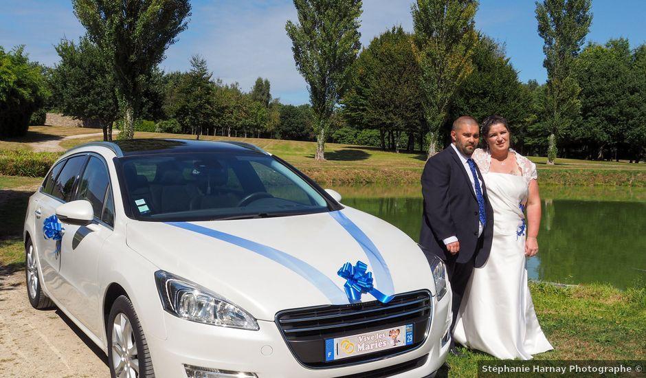Le mariage de Arnaud et Marina à Le Trévoux, Finistère
