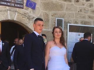 Le mariage de Lauriane et Guillaume 1