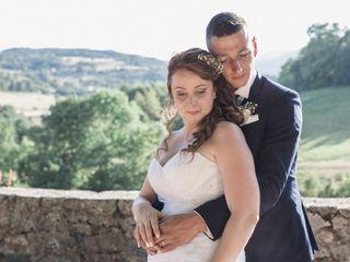 Le mariage de Lauriane et Guillaume