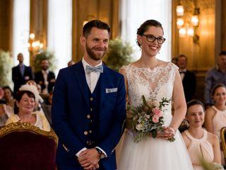 Le mariage de Lucie et Ewen 2