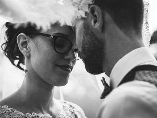 Le mariage de Lucie et Ewen