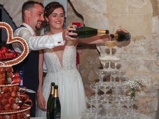 Le mariage de Laura et Fabien 1