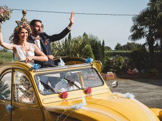 Le mariage de Audrey et Benjamin