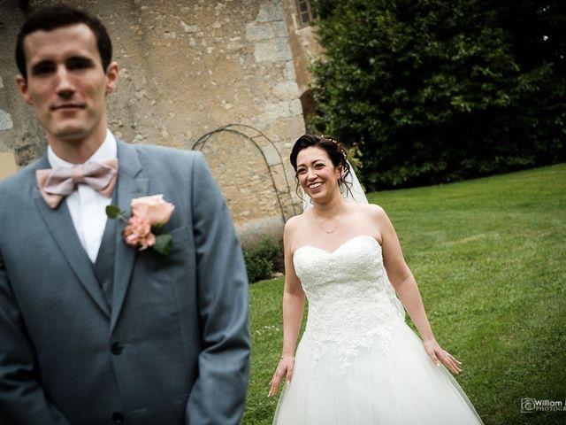 Le mariage de Raphaël et Morgane à Bannegon, Cher 16