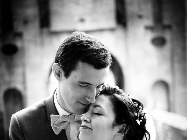Le mariage de Raphaël et Morgane à Bannegon, Cher 19