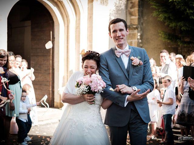 Le mariage de Raphaël et Morgane à Bannegon, Cher 25