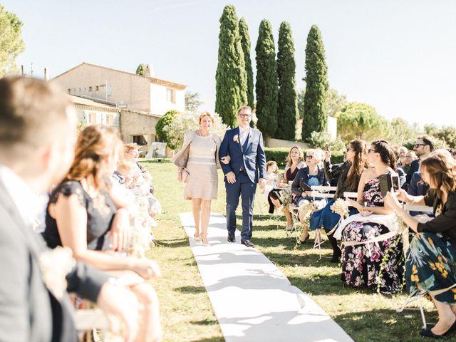 Le mariage de Xavier et Aurélie à Aix-en-Provence, Bouches-du-Rhône 20