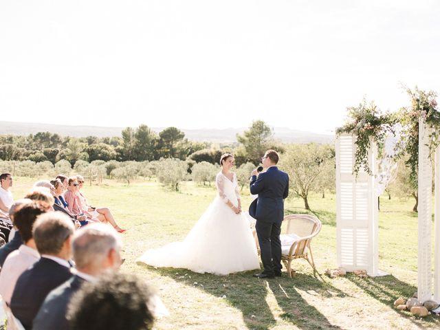 Le mariage de Xavier et Aurélie à Aix-en-Provence, Bouches-du-Rhône 29