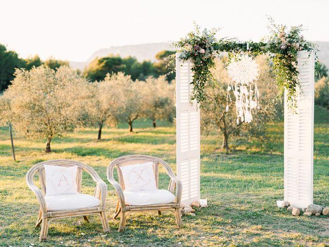 Le mariage de Xavier et Aurélie à Aix-en-Provence, Bouches-du-Rhône 33