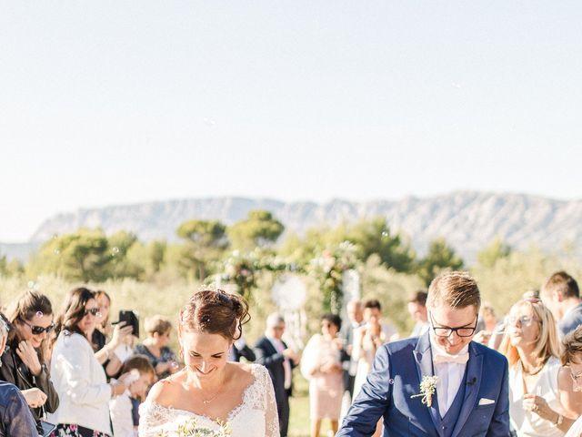 Le mariage de Xavier et Aurélie à Aix-en-Provence, Bouches-du-Rhône 35