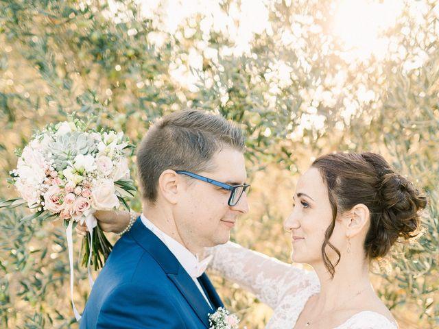 Le mariage de Xavier et Aurélie à Aix-en-Provence, Bouches-du-Rhône 40
