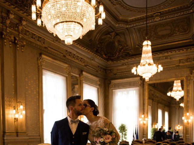 Le mariage de Ewen et Lucie à Rennes, Ille et Vilaine 6