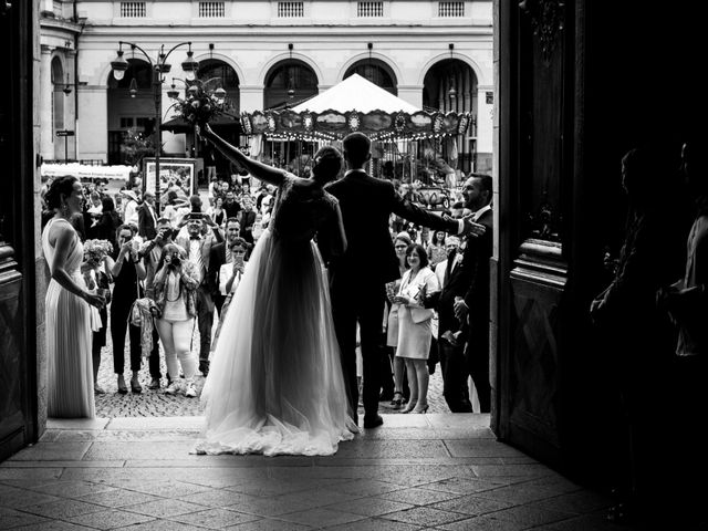Le mariage de Ewen et Lucie à Rennes, Ille et Vilaine 10