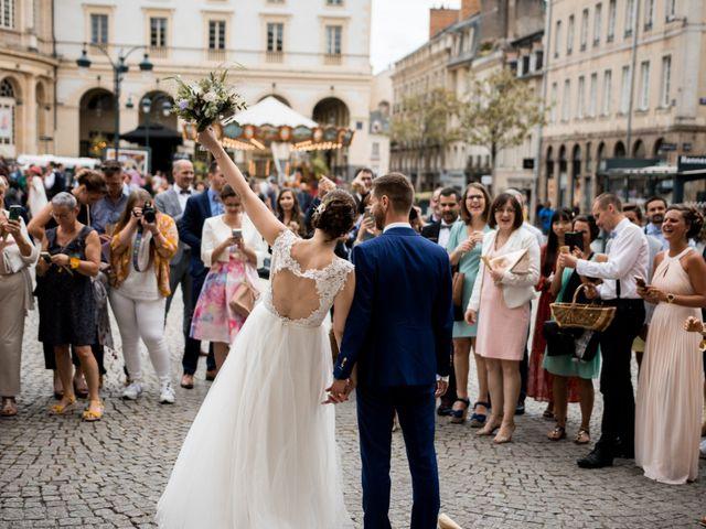 Le mariage de Ewen et Lucie à Rennes, Ille et Vilaine 11