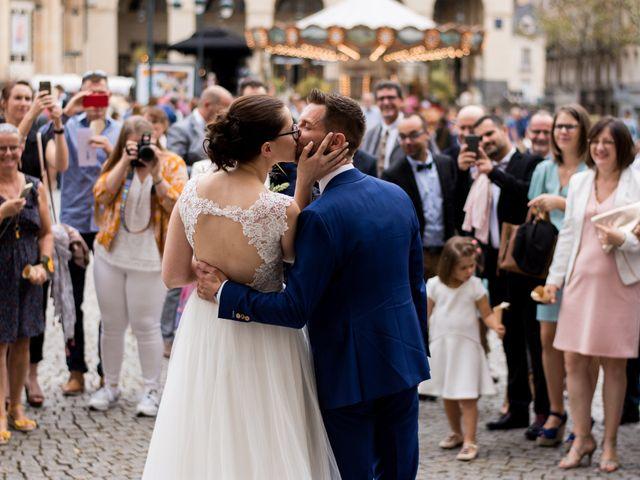 Le mariage de Ewen et Lucie à Rennes, Ille et Vilaine 12