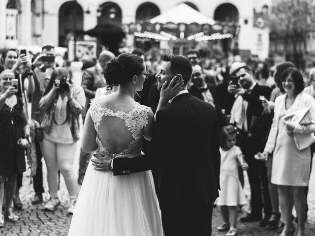 Le mariage de Ewen et Lucie à Rennes, Ille et Vilaine 13