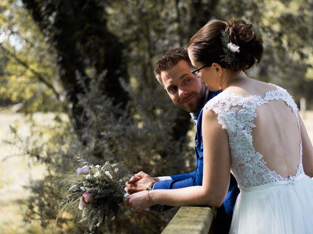 Le mariage de Ewen et Lucie à Rennes, Ille et Vilaine 20