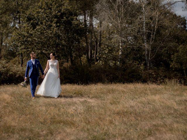 Le mariage de Ewen et Lucie à Rennes, Ille et Vilaine 33