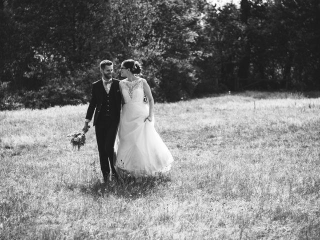 Le mariage de Ewen et Lucie à Rennes, Ille et Vilaine 43