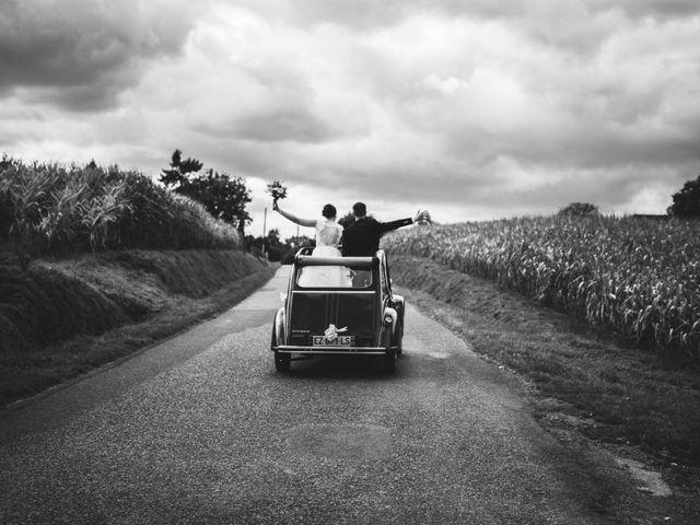 Le mariage de Ewen et Lucie à Rennes, Ille et Vilaine 2