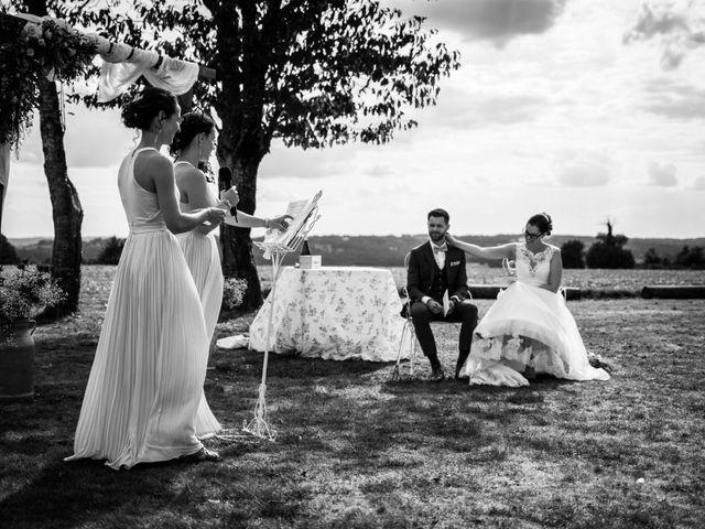 Le mariage de Ewen et Lucie à Rennes, Ille et Vilaine 72